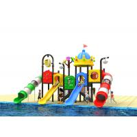 StainlessSteel Fasteners Small Plastic Playground 6 Colors For Summer