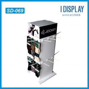 China Rotating Base Counter Display Stands, Hook display, accessory sidekick display on sale