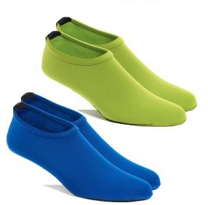 China Best selling Unisex Water Sport Shoes Beach Swimming Anti-slip Water Shoes color:any color on sale