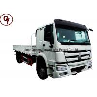 China STD Mini Heavy Cargo Truck , OEM Sinotruck HOWO Steyr 4x2 Heavy Truck on sale