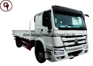 China STD Mini Heavy Cargo Truck , OEM Sinotruck HOWO Steyr 4x2 Heavy Truck on sale