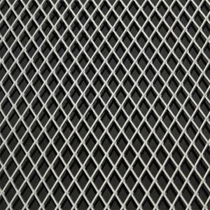 China Aluminum Expanded Metal Mesh  For Construction Rigging / Fencing Material on sale