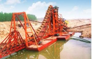 China high quality gold dredge for sale on sale