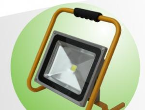 China 50w rechargeable led flood light on sale