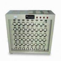AC110V or AC220V 48 Units Charging Rack for KL4.5LM Cordless Digital Mining Cap Lamp