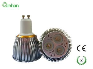 China Cool white 500 LM PAR20 6W 30 / 60 degree LED Par Bulbs for exhibition show, supermarket on sale