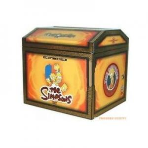 China DVD Soap opera box set The Simpsons Season 1-19 94 DVD on sale