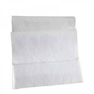 China 100 Micron Needle Felt Filter Cloth Calendering Finish Treatment PTFE Membrane Coated on sale