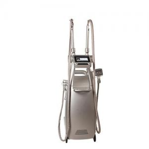 China Lipo Cavitation Ultrasound Vacuum Roller Beauty Equipment With LED Light Therapy on sale