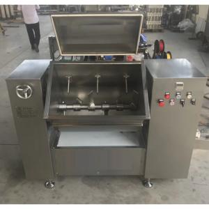 China Electric Industrial Wheat Flour Kneading Machine For Quick Frozen Industry on sale