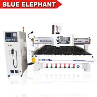 Automatic wooden furniture making machine , ATC cnc router machine 2140 big size for wood work
