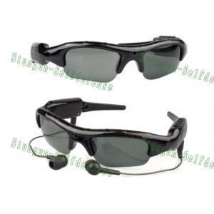 China MP3 sun Glass Camera /Mini camera/spy DVR recorder/spy glasses camera motion activated spy camera on sale