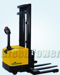 China Walkie Straddle Stackers on sale