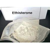 Medical Progesterone Steroids CAS 434-03-7 Ethisterone for the Treatment of Uterine Bleeding