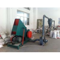 Waste Profile Crusher Plastic Auxiliary Machine 800kg/h