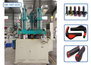 China Automatically Rotary Table Injection Molding Machine For Mountain Bike Grips on sale