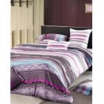 China Reactive Printed Floral Bedding Sets Twill Cotton With High Thread Count wholesale