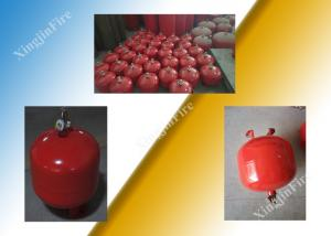 China Commercial Automatic Fire Extinguisher 50L Type Fm200 Fire Extinguishing Device on sale