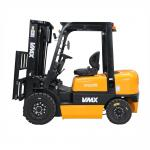 CPCD25 Diesel Powered Forklift 6000mm Max Lifting Height 1220 Fork Length