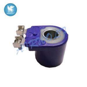 China GOYEN valve coil RCA3D pilot valve Screws QT2 purple solenoid coil AC220V AC110V on sale