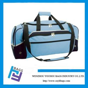 China 2015 Factory Direct OEM Waterproof durable Duffle Sport Bag Travel Bag For Sale on sale