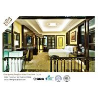 Luxury Rosewood Veneer Commercial Bedroom Modern Wood 5 Star Holiday Inn Contemporary Elegant  Bedroom Set