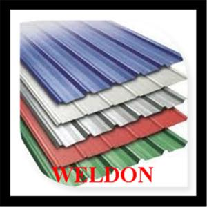 Colored sheet metal roofing for Automotive with Anodizing Stainless ...