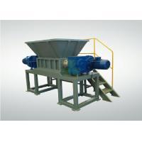 China Heavy Duty Plastic Pipe Shredder Machine , Plastic Crusher Machine 30×2kw on sale