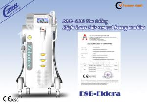 China Rf Skin Laser Ipl Machine 8.4 Inch For Wrinkle / Facial Hair Removal Bipolar on sale