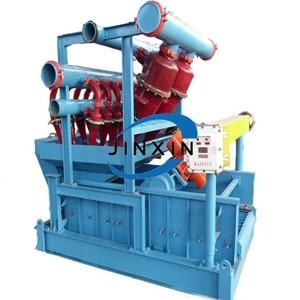 China drilling fluid solids control mud cleaner on sale