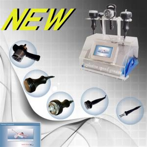 China Cavitation +RF+ Vacuum +BIO Micro-Current Treatment on sale