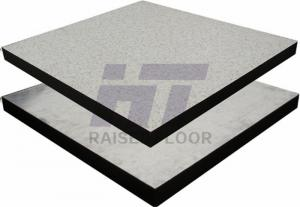 China HPL Anti Static Raised Access Floor Modular Reinforced for Serve Room on sale
