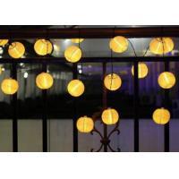 China CRI60 Decorative Solar Lights With Logo Custom CE FCC Certification on sale