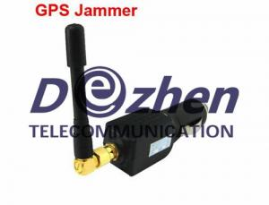 China Car GPS Signal Jammer 100mA PLL Synthesized Signal Source 10- 20 Meters Coverage on sale