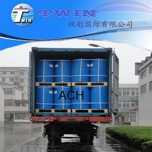 Quality Water treatment grade as flocculant Aluminum Chlorohydrate ACH for sale