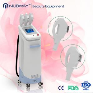 China elight+ipl+laser machine,facial rejuvenation ipl machine,hair removal ipl big spot size supplier