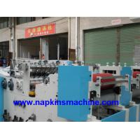 High Performance Tissue Jumbo Roll Slitting Machine And Firm Rewinding Machine