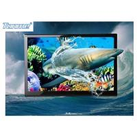"50"" Naked Eye 3D Advertising Display ,  LCD 3D Holographic Display for Public Places"
