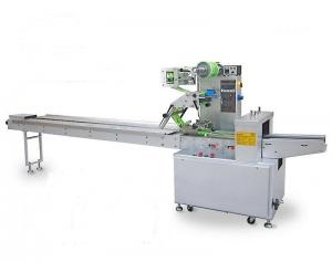 China Gas pipe packing machine pencil pillow packing machine automatic material counting on sale