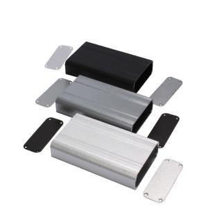 China High Strength LED Aluminium Profile Powder Coating Brushing Water Resistance on sale