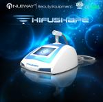 Hottest New Tech HIFUSHAPE Nubway HIFU Slimming Machine
