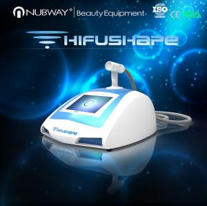 China Latest technology HIFU ultrasound body rejuvenation system on sale