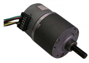China Low Noise Deceleration Geared Stepper Motor Adjustable Speed For Textile Machinery on sale