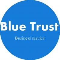Blue Trust Business Service -- TradeMark / Brand / Trade Mark / Logo Protection