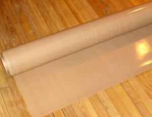China Teflon/PTFE coated glassfiber farbic/high temperature fabric on sale