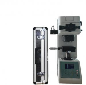 China Micro Vicker Hardness Tester With 5 - 3000 Measuring Range Aluminum Shell on sale