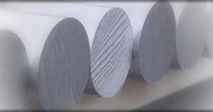 China 6082 T6 Extruded Aluminum Bar , Extruded Aluminum Stock Shapes Good Formability supplier