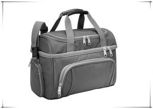 China Personalized Hunting Cooler Bag / Grey Lunch Cooler Bags For Men on sale