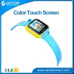 China 2016 new design V83 realtime tracking kids watches Small & powerful function 3g gps tracker watch wholesale