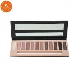 China Customized eye shadow box own brand makeup palette eye shadow packaging box on sale